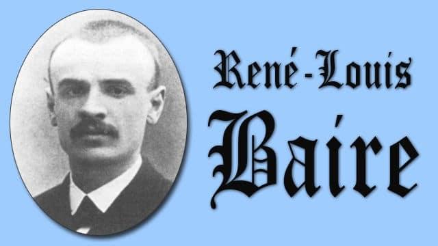 René-Louis Baire