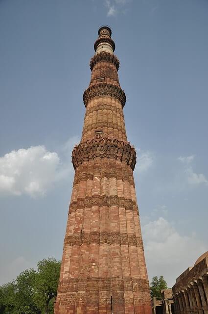 Delhi - Kutb Minare