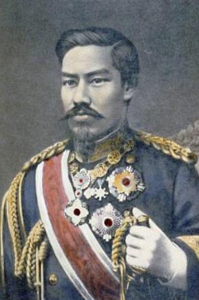 İmparator Meiji (Mutsuhito)