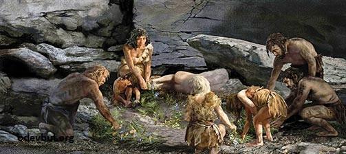 İnsanların Yeryüzünde İlk Çağları