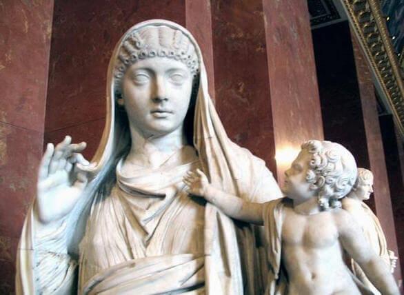 İmparatoriçe Messalina