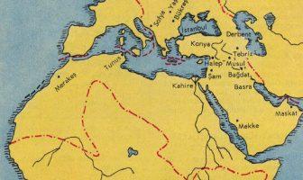 Osmanlı İmparatorluğu XVI. yüzyılda Asya'dan Afrika'ya, Orta Avrupa'ya kadar üç kıtaya yayılmış bulunuyordu.
