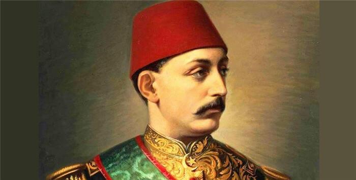 Osmanlı Padişahı Sultan V. Murat