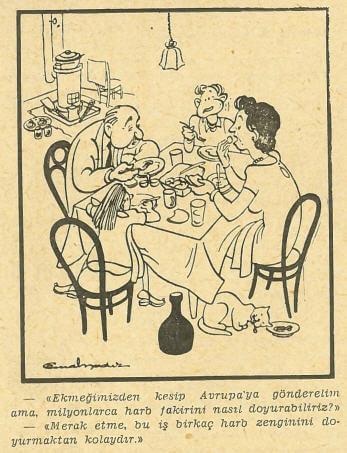 Cemal Nadir Güler - Karikatür