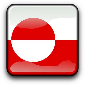 Grönland Bayrağı