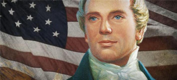 Mormon tarikatı kurucusu olan Joseph Smith