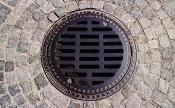 Kanalizasyon Kapağı