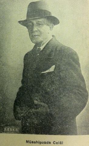 Musahipzade Celal