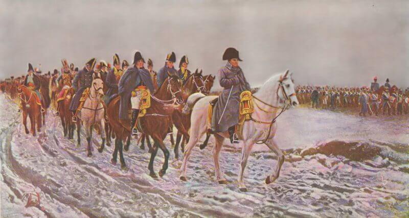 Napolyon'un Rusya Seferi