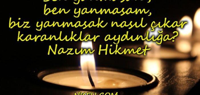 Nazım Hikmet Ran: Ünlü Türk Şairinden Güzel Sözler, Alıntılar