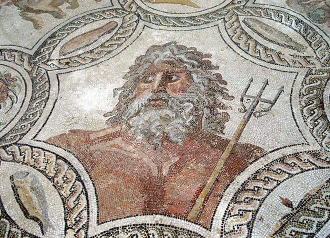 Roma Deniz Tanrısı Neptün