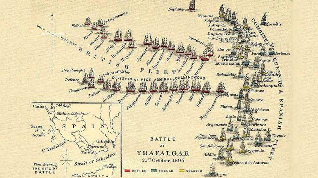 Trafalgar Savaşı