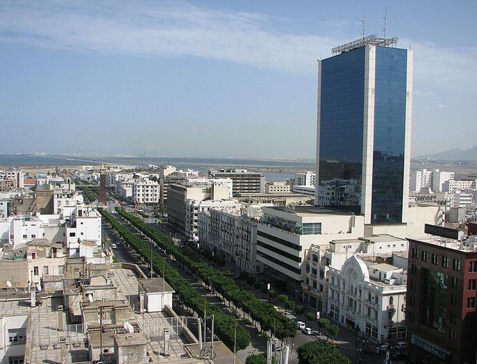 Tunus Şehri