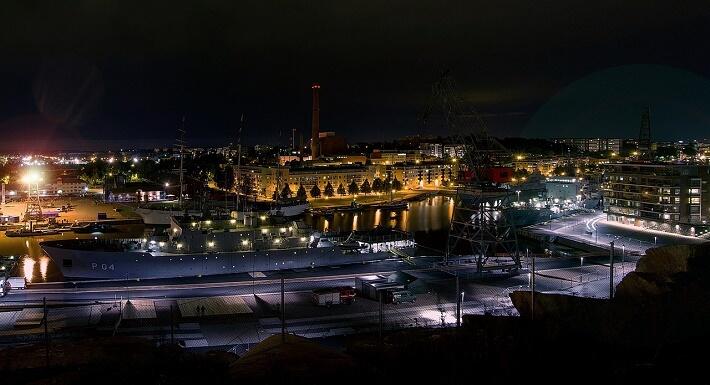 Turku - Finlandiya