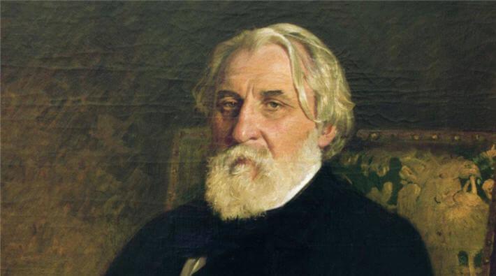 IVAN TURGENYEV