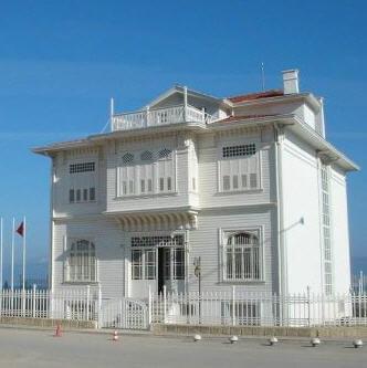 Mudanya Silah Bırakışması (Mütarekesi)'nin Yapıldığı Bina