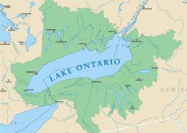 Ontario Gölü Nerededir?