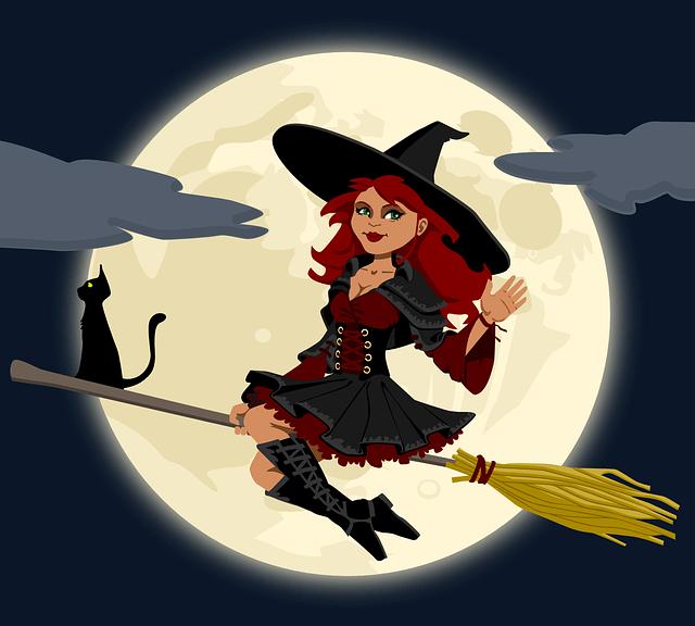 cadı süpürgesi
