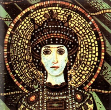 Bizans İmparatoriçesi Theodora