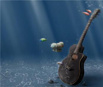 Deniz Dibinde Ses