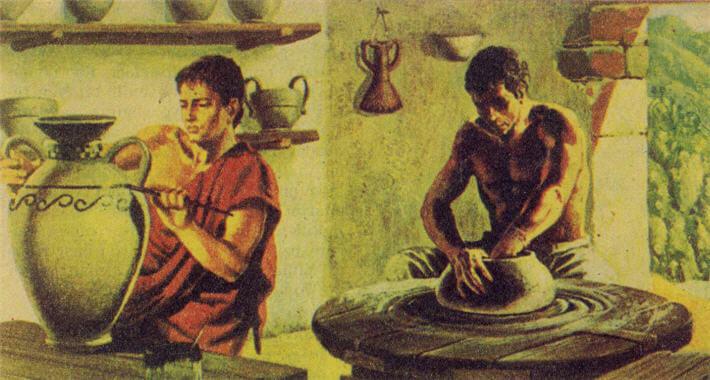 Eski Yunanlılar
