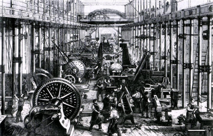 Sanayi Devrimi