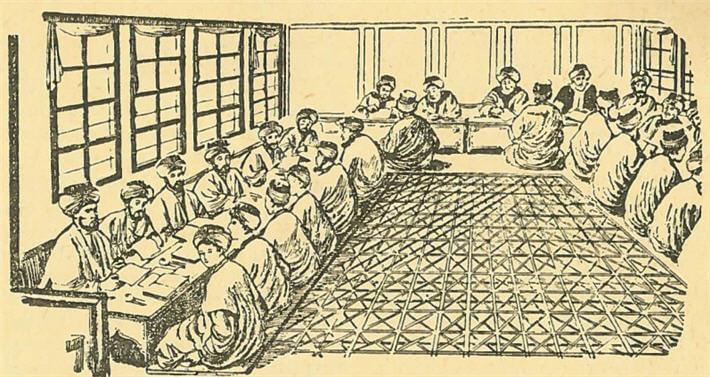 Osmanlılarda Kalem