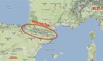 Pirene Dağları