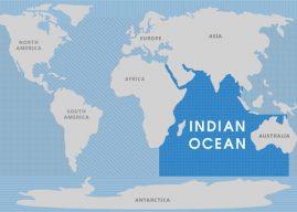 Hint Okyanusu Nerededir? Hint Okyanusunun Coğrafi Özellikleri Nelerdir?