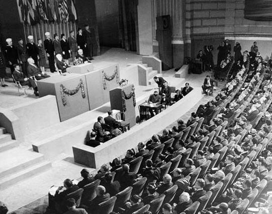 Birleşmiş Milletler San Fransisco Konferansı