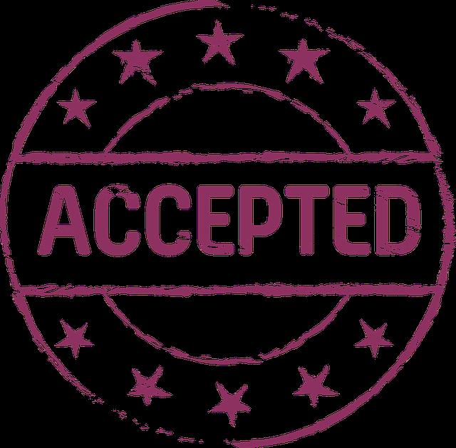 Accept İle İlgili İngilizce Örnek Cümleler ve Cümle İçi Kullanımı