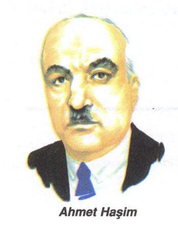 Ahmet Haşim Edebi Kişiliği