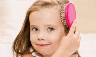 Çocuklarda Saç Dökülmesi