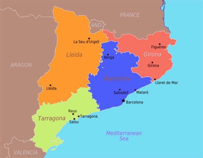 Wo Liegt Aragon