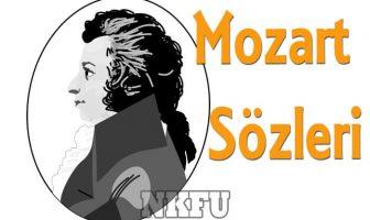 Wolfgang Amadeus Mozart Sözleri
