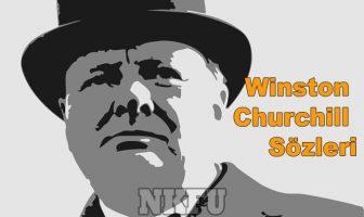 Winston Churchill Sözleri