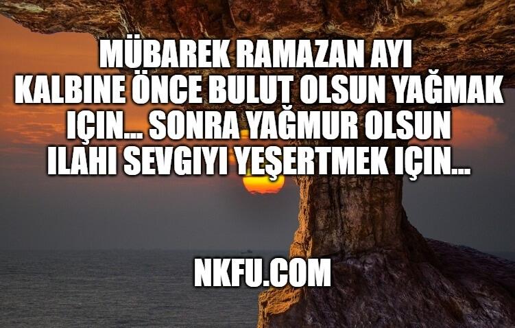 Hoşgeldin Ramazan Mesajları