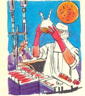 bakteriyolog
