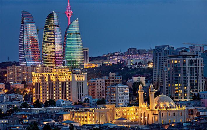 Bakü , Azerbaycan
