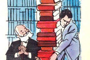 Kütüphaneci