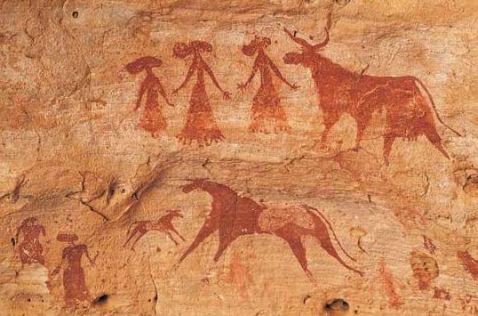 Mağara Adamının Sanat Eserleri