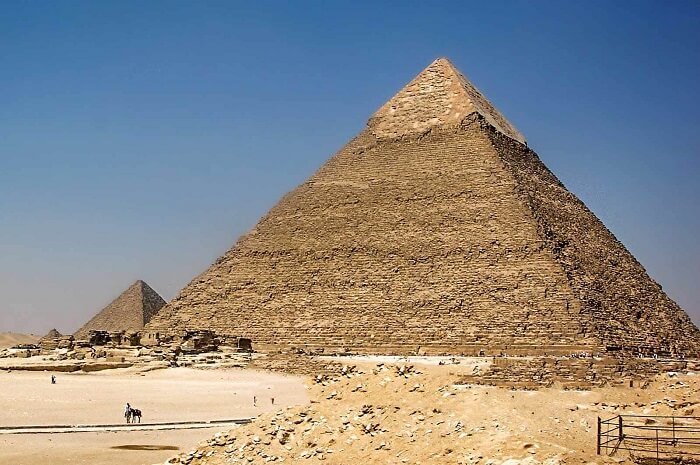 Giza Piramidi
