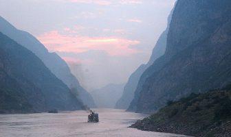 Yangtze Nehri ve Yangtze Boğazı