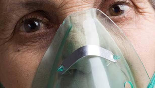 Oksijen maskesi