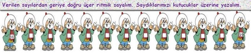 Ritmik Sayma
