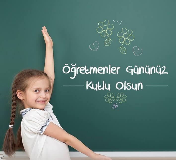 Öğretmenler Gününüz Kutlu Olsun.