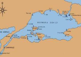 Marmara Denizindeki Adaları Bağlı Oldukları İller Coğrafi ve Genel Özellikleri