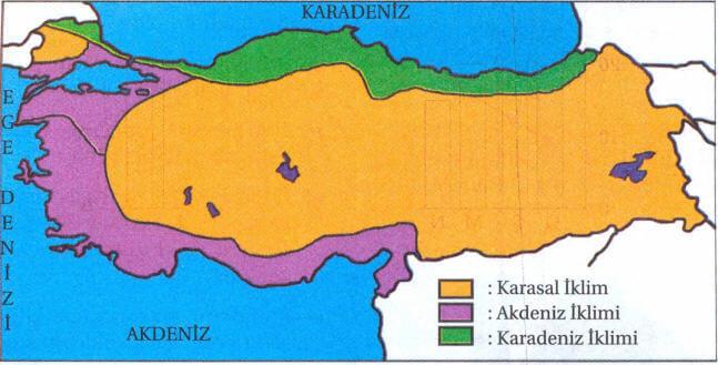 turkiye-iklim