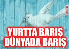 Yurtta Barış Dünyada Barış Sözünün Anlamı (Kısaca)