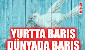 Yurtta Barış Dünyada Barış